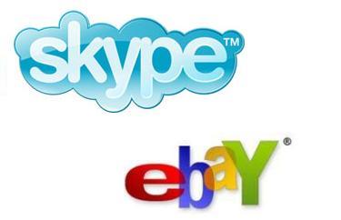Skype, propiedad de eBay