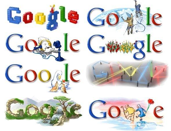 Múltiples caras de Google