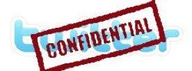 La confidencialidad de Twitter, al descubierto