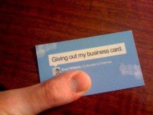 Twitter en el mundo de los negocios