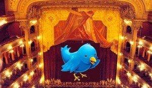 Twitter, a la ópera