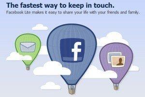 Facebook Lite, pronto en español
