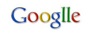 El logo que hoy puede verse en la home de Google