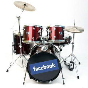 Facebook, a por el negocio musical