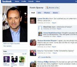 Kevin Spacey estará en FICOD
