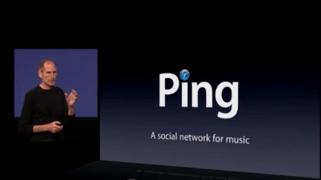 Apple Ping cierra operaciones