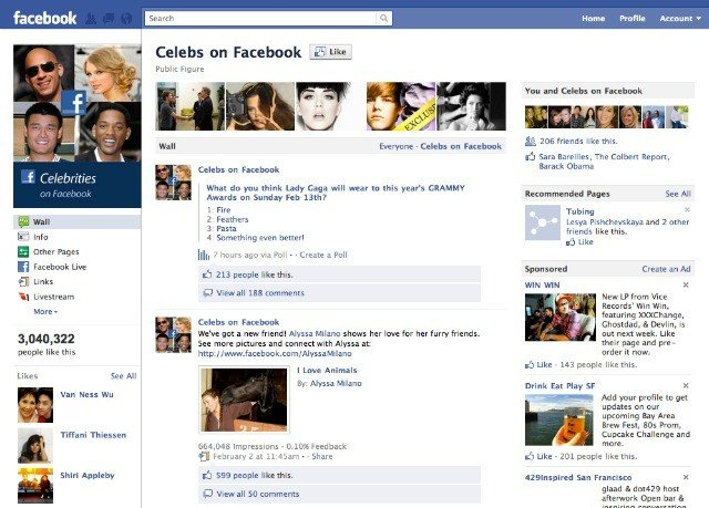how to find pages liked on facebook