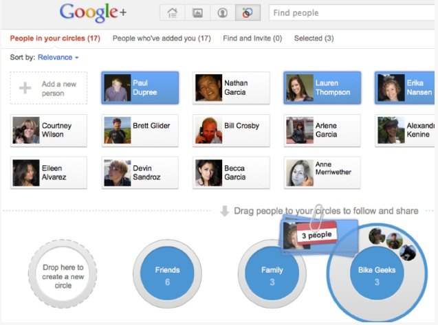 google3 - ¡Así es Google+, la red social de Google! ¡Consigue invitaciones!
