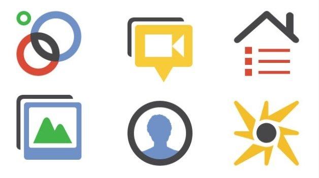 iconos google - ¡Así es Google+, la red social de Google! ¡Consigue invitaciones!