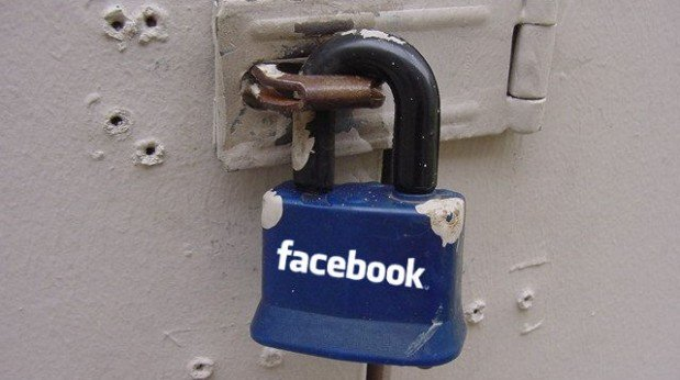 Facebook-lockdown
