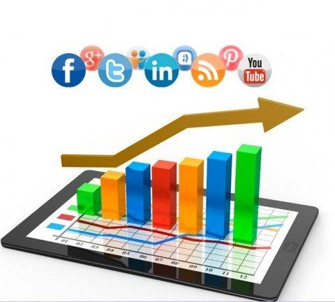 redes sociales finanzas