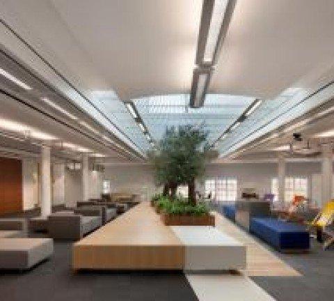 La nueva oficina de Facebook en Londres