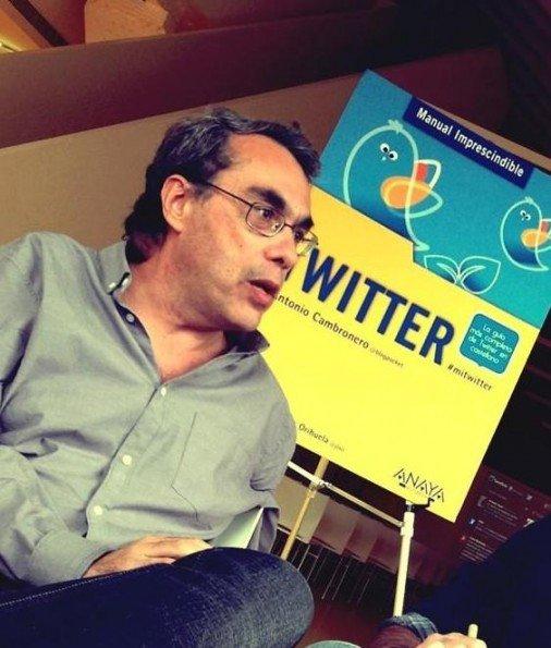 """""""A Twitter se le tiene mucho miedo como herramienta de comunicación"""""""