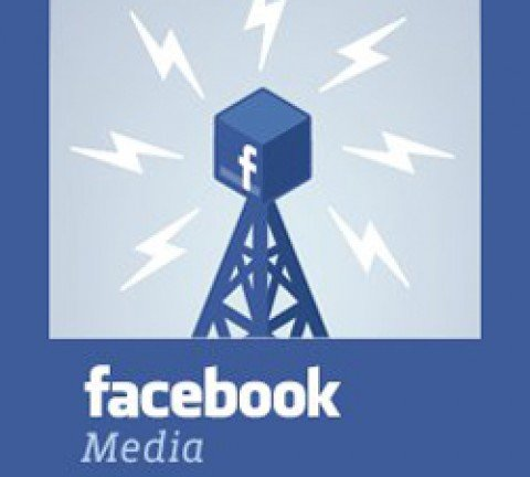 facebook and media grab
