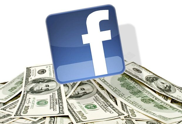 facebook money Facebook Mobile Ad Revenue on Pace for Big 2013