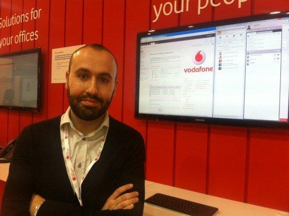 Jonathan Jimenez Vodafone
