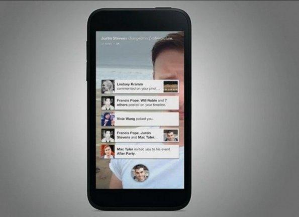 Aquí está Facebook Home, los teléfonos Android serán ahora teléfonos sociales