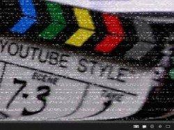 YouTube te permite ver los vídeos como si fueran un VHS