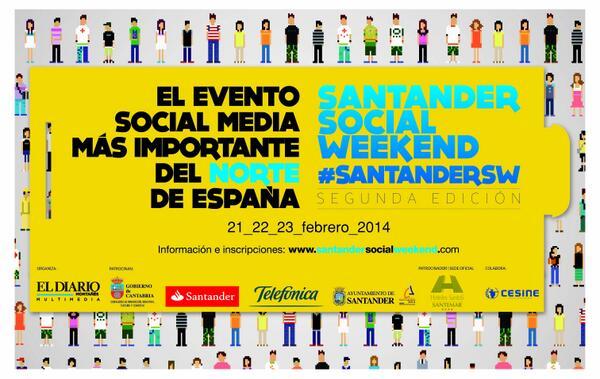 socialmediaweekendsantander