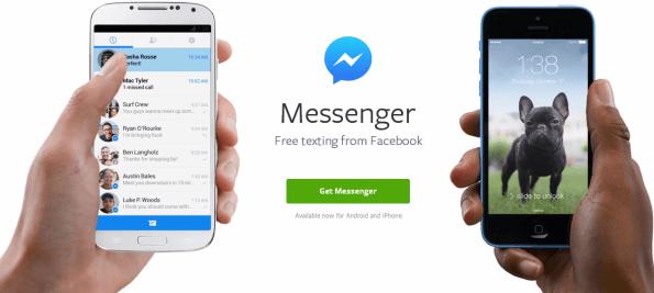 Facebook Messenger permitirá gestionar varias cuentas en la app