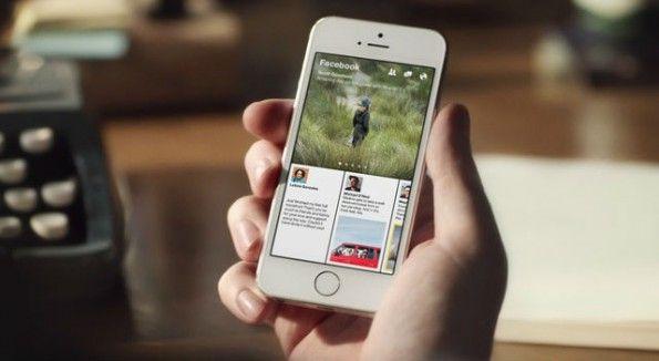 Facebook cierra la app Paper, su