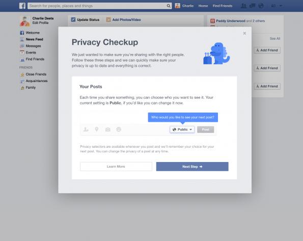 PrivacyCheckup