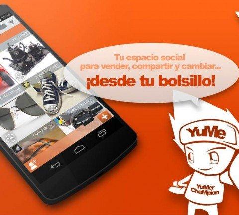Screenshot YuMe 1