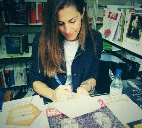 Raquel Feria del Libro