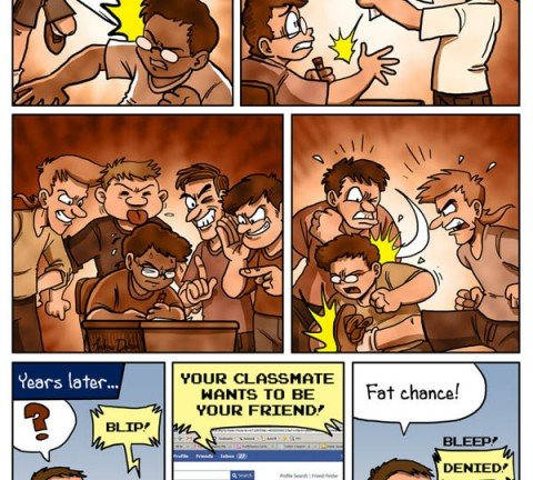 Facebook Comic Strips