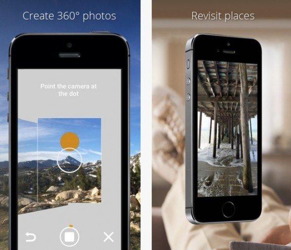 photo sphere iphone
