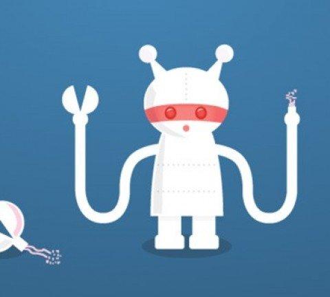 twitter-hand-robot