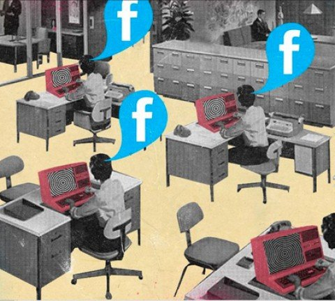 03. Facebook at work