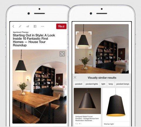 Pinterest-search