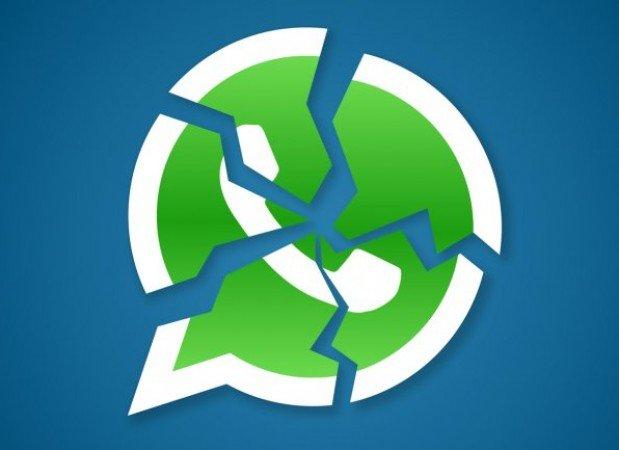 whatsapp caida