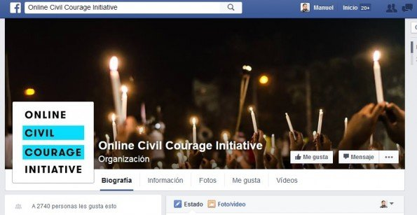 Online Civil Courage