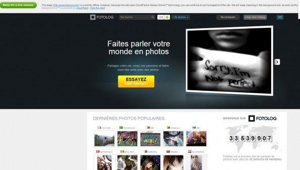 ¿Ha cerrado la red social de fotografías Fotolog para siempre?