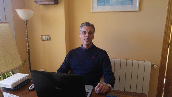Marcos Azcona, CEO de Affinaty