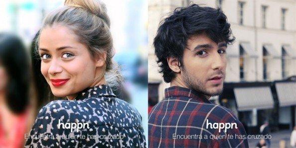 Happn, la app que sirve para ligar con quien te acabas de cruzar