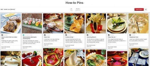 Pinterest lanza nuevos pins