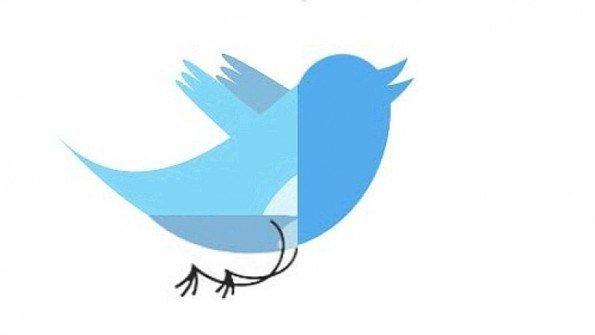 Evolución de Larry, el pájaro de Twitter, en los últimos 10 años