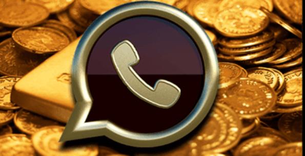 Cuidado: WhatsApp Oro, que circula por las redes, es un timo