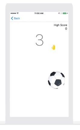 Cómo jugar al juego oculto de fútbol de Facebook Messenger