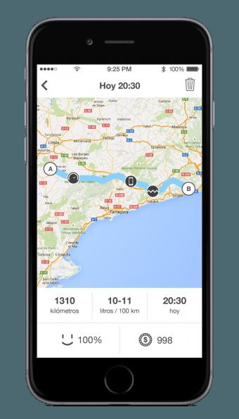Drivies, la app que mejora tu forma de conducir de forma segura