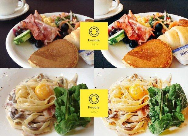 foodie line