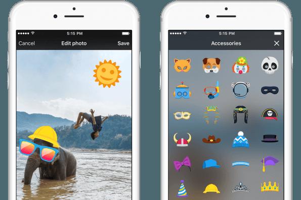 Nuevo producto publicitario en Twitter: #Stickers promocionadas