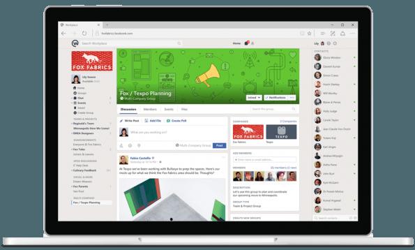 Así es Workplace de Facebook, la herramienta para empresas