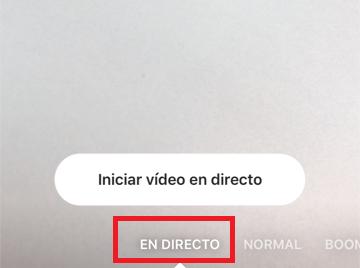 Te explicamos cómo emitir vídeos en directo en Instagram