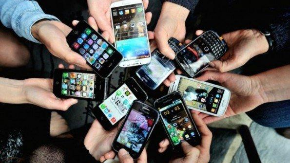 España, el país con más smartphones por habitante del mundo