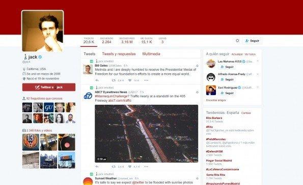 No eres el único: Twitter suspende la cuenta de su fundador