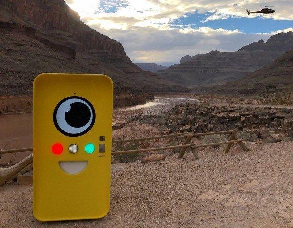 Snapchat lanza máquinas expendedoras para vender sus Spectacles